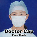 PP Surgical Doctor Cap(D540)