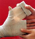 Elastic Crepe Bandage (Gauze)