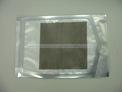 Honeycomb-like anti-bacteria bamboo charcoal fiber wound dressing