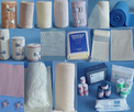 Medical Bandages, Steriled or Non Sterile