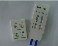 2 drug(AMP amphetamine and marijuana THC) combination test kit