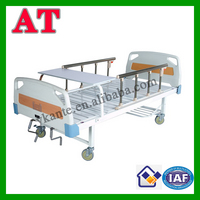 ABS folding thrice bed