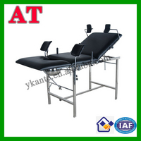 Stainless steel delivery bed