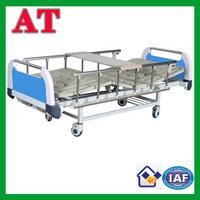 triple-folding bed