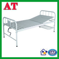 double-folding bed hospital bed