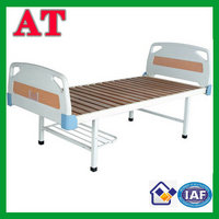 ABS parallel hospital bed