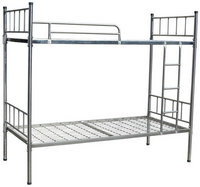stainless steel apartment bed