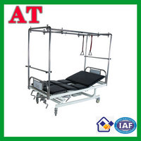 six function traction bed