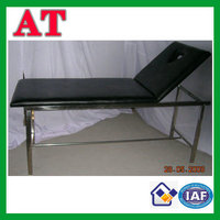 stainless steel massage couch