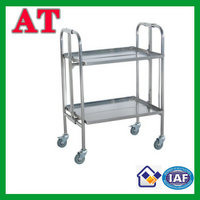 foldable instrument trolley