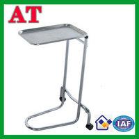 mayo table / surgery tray trolley