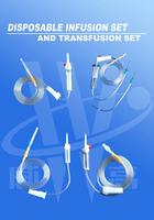 Disposable Infusion Set (WG-0101)