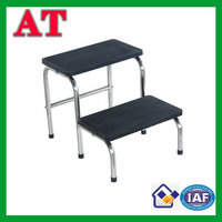 stainless steel double footstep