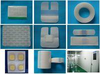 Transparent Semi-permeable PU film health care dressing