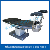 Cavity mirrors urinary integrated operating table