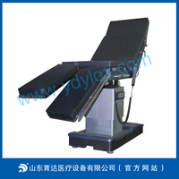Image integrated operating table