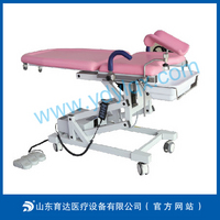 Electric diagnosis operating table