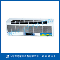 Wall-mounted type ozone disinfector