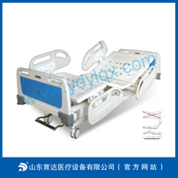 4-functions electric nursing bed