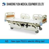 ICU Electric Hospital Nursing Bed