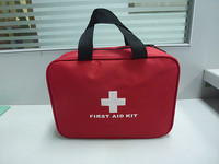 first aid kit  home first aid bag  nylon bag