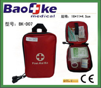 waterproof first aid bag  nylon first aid bag