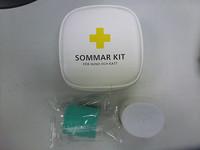 PU waterproof first aid bag pet first aid bag