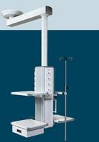 Ceiling Pendant-Heavy Duty Single Arm (BPF-1)
