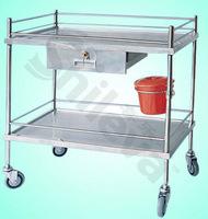 Treatment Trolley Hospital Bed (SLV-C4005)