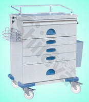 Luxurious Anesthesia Cart Hospital Bed (SLV-C4011)