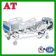 ABS triple-fodling medical bed