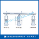 ICU Ceiling Mounted Rail system
